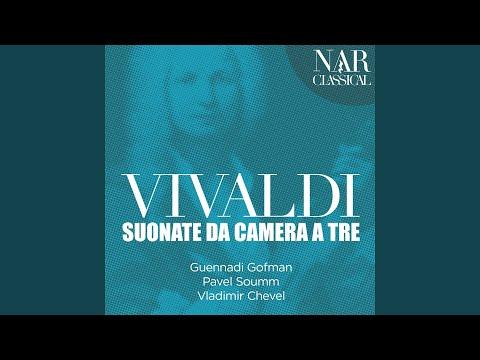 12 Trio Sonatas, Op. 1, No. 1 in G Minor, RV 73: I. Preludio. Grave