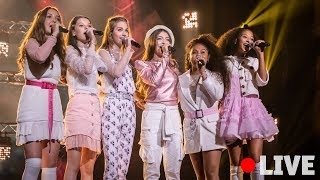 6TIMES – END OF TIME 💞 [LIVE] | JUNIOR SONGFESTIVAL 2019🇳🇱