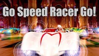 Go Speed Racer Go + Porsche Over Engineering