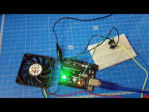 Controlling Fan Speed With Mosfet And Arduino