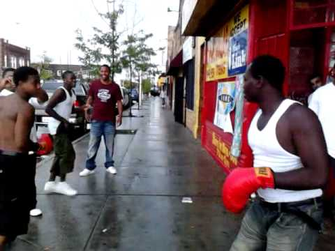 Chicago ave fights