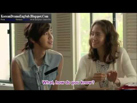Love Rain OST Because it's You(Tiffany) - Jang Geun Suk and Yoona