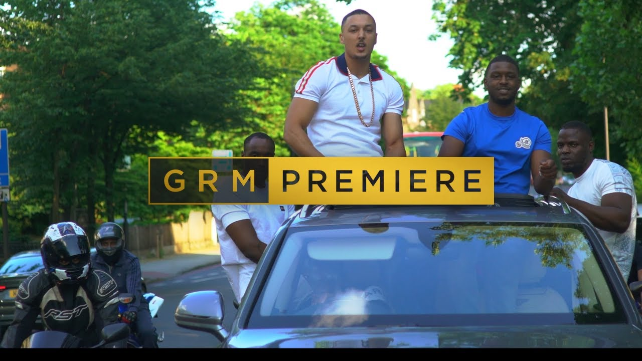 Slim - Again & Again [Music Video] | GRM Daily