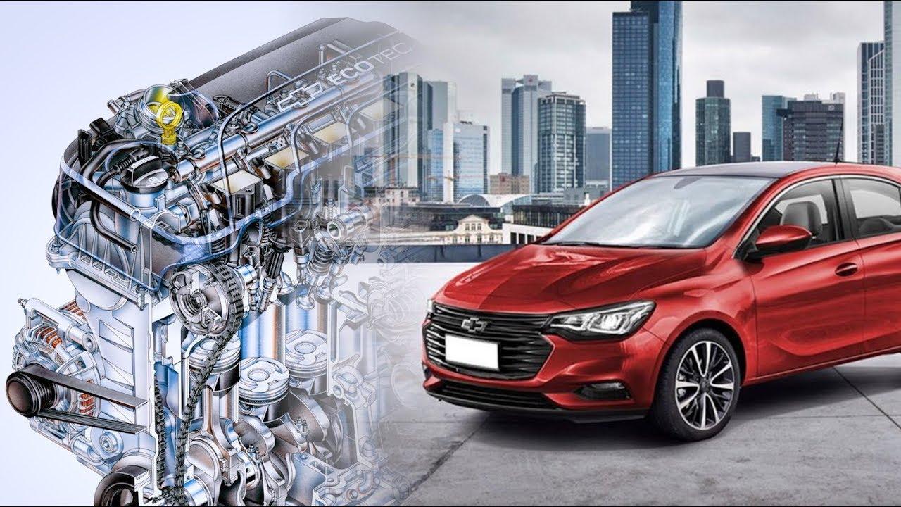 Nuevo Chevrolet Onix Motor 1 0l 116cv Turbo De 3 Cilindros Youtube