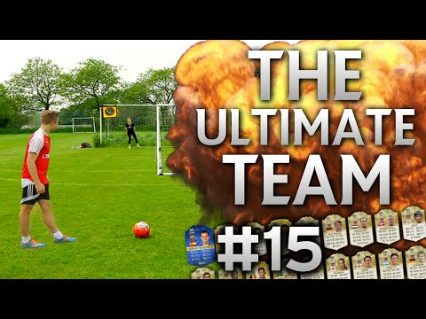 FIFA 16 – DAVID BECKHAM FREE KICK CHALLENGE | The Ultimate Team #15