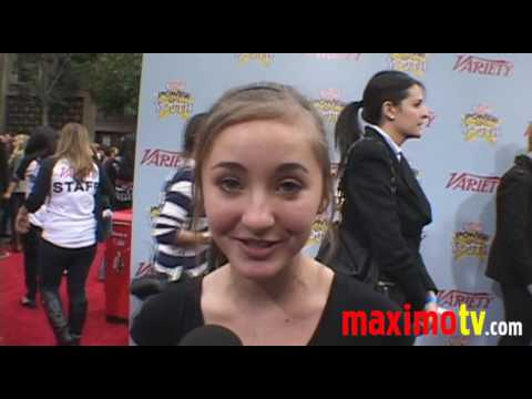 RACHEL G FOX Desperate Housewives  at VARIETY'S 3rd Annual POWER OF YOUTH Event