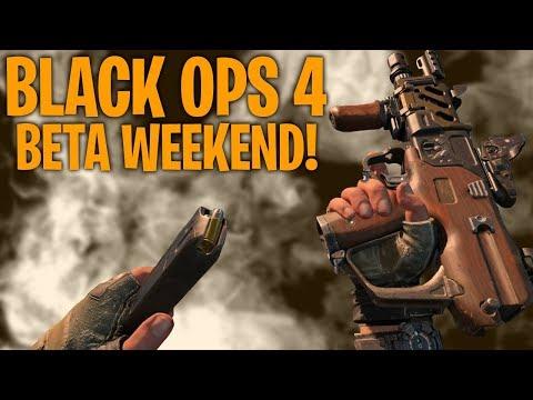 DE 'BLACK OPS 4' BETA START DIT WEEKEND! (COD: Black Ops 4 Bèta)