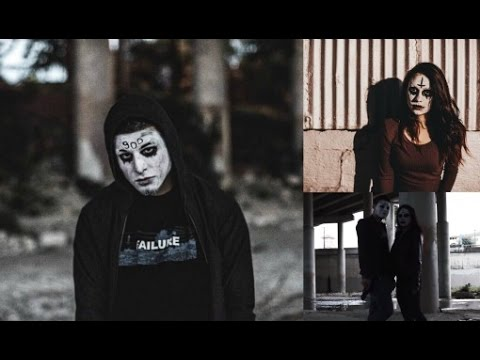 Halloween for Couples | The Purge Anarchy Makeup Tutorial ...