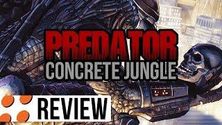 Predator: Concrete Jungle for Xbox Video Review