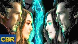Wanda Will Be the Villain in Doctor Strange 2