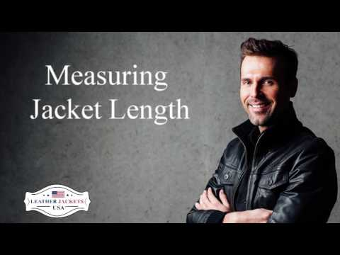 How To Measure For Your Leather Jacket Or Coat