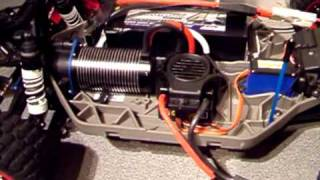 traxxas slash 4x4 mamba monster 2200kv conversion layout
