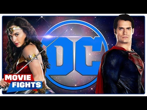 The Best & Worst of DC Movies! DCEU MOVIE FIGHTS