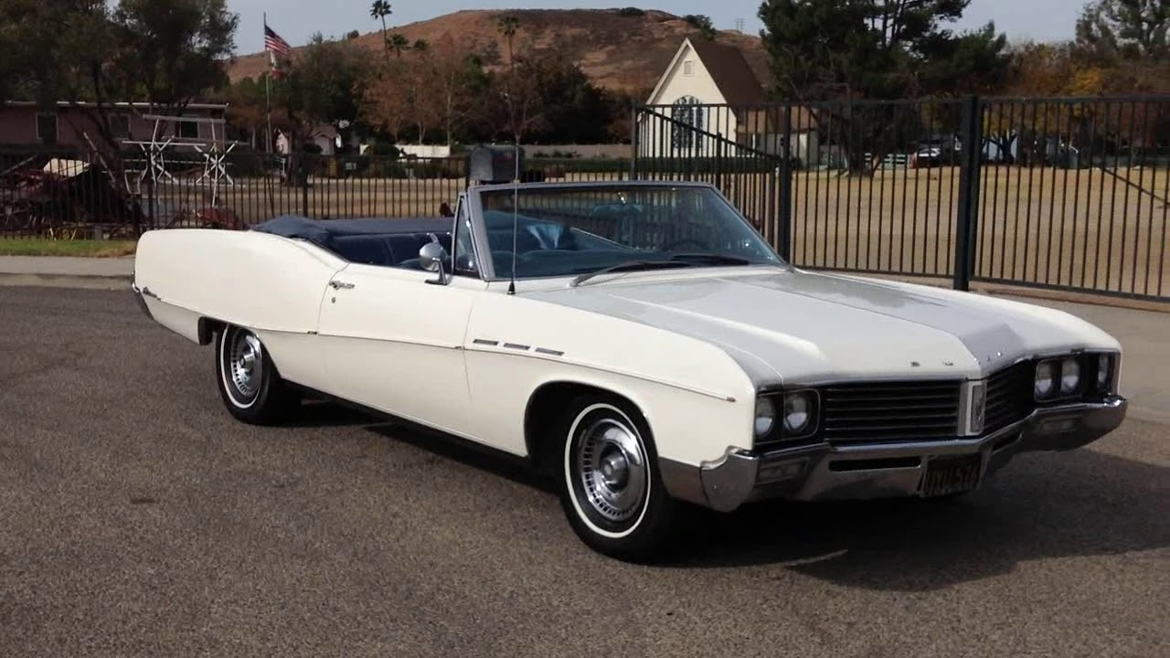 1967 buick lesabre 400 convertible sold youtube. Black Bedroom Furniture Sets. Home Design Ideas