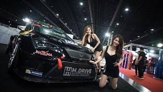 Bangkok International Auto Salon 2016  By H.Drive Racing Product