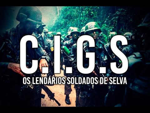CIGS - Os lendários soldados de selva (Felipe Dideus)