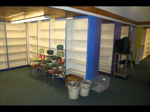 Whitinsville Christian School Library Construction Update