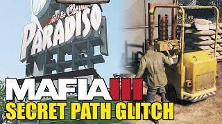 MAFIA 3 Secret Path to Paradiso Casino & Construction Site