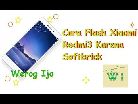 cara-flash-xiaomi-redmi3-karena-gagal-boot
