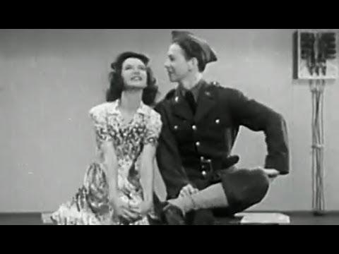 Private Buckaroo (1942) Donald O'Connor, The Andrews Sisters, Dick Foran, Joe E. Lewis