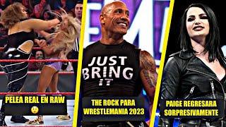 Terrible¡¡¡ Nia Jax y Charlotte Flair se Pelean de Verdad en Raw, Paige Regresara Sorpresivamente