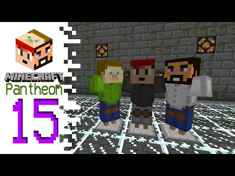 Minecraft Pantheon with Guude and OMGChad - EP15 - Scaling thumbnail