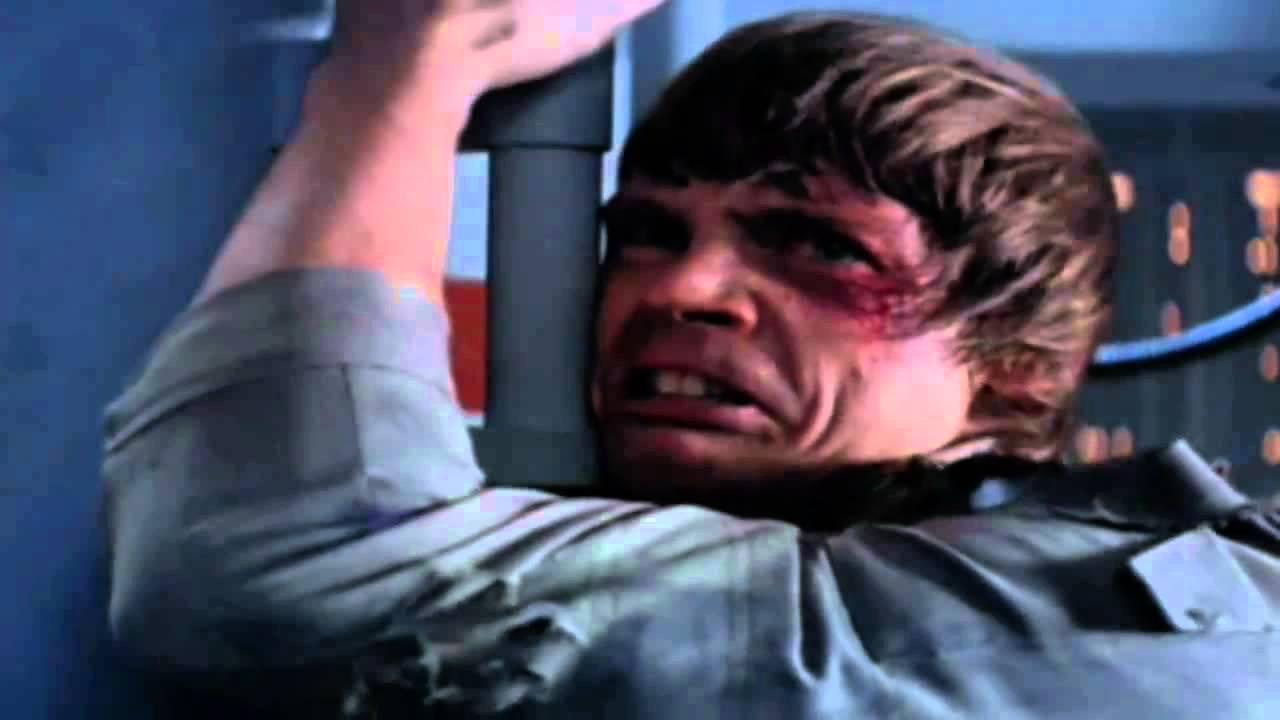 maxresdefault luke skywalker nooooo! that's not true! that's impossible! youtube