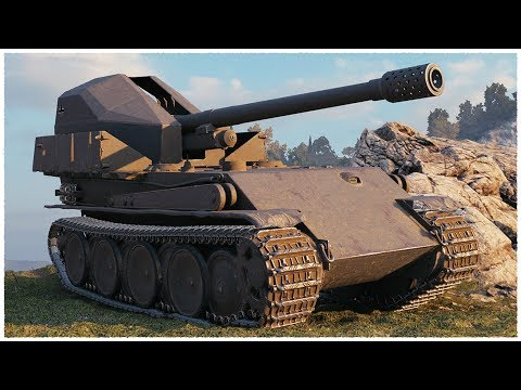 Legendary G.W. Panther • WoT Gameplay