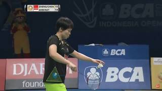 Video Final Ganda Campuran Indonesia Open Final 2017   Tontowi Ahmad Liliyana Natsir vs Zheng Siwei download MP3, 3GP, MP4, WEBM, AVI, FLV Desember 2018