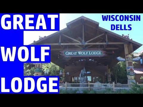 Great Wolf Lodge Wisconsin Dells 2017 MagiQuest Adventure Indoor Water Park Clubhouse Crew Family