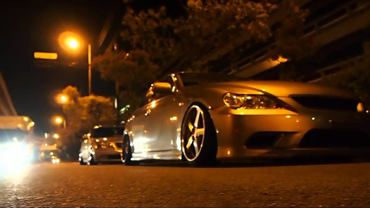 local cool actbattle underground japanese stance car ...
