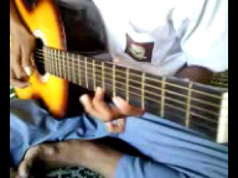 Ampar - Ampar Pisang Guitar