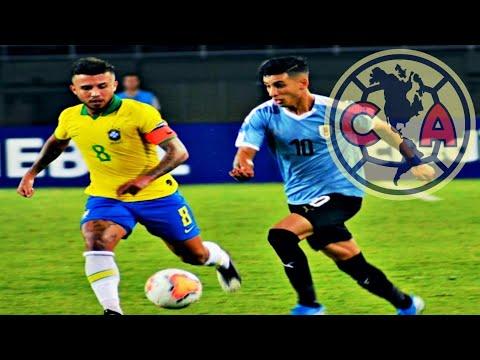 Asi Juega Santiago Rodriguez, La Perla Uruguaya Que Quiere El Club América