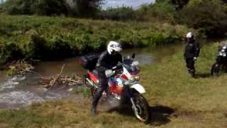Africa Twin Off Road