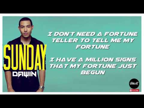 Dawin - Jumpshot Lyrics Video