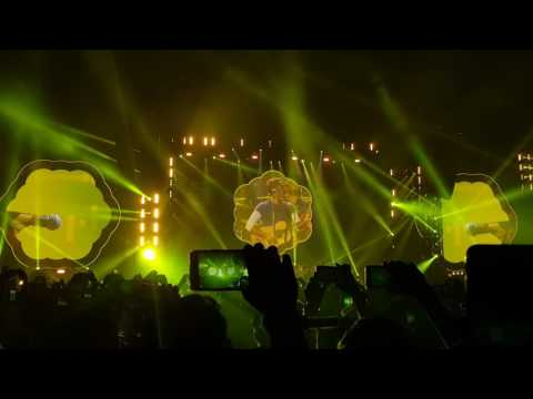 COLDPLAY - Yellow - Bangkok, Thailand