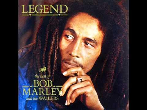 08. One Love  - (Bob Marley) - [Legend]