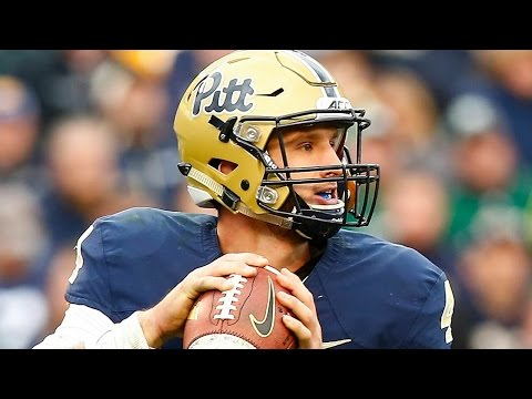 Nathan Peterman 2016 Pitt Highlights