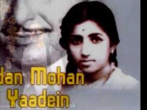 Ja re badra bairi ja. Mangeshkar - Rajendra Krishan - Madan Mohan - Bahana1960