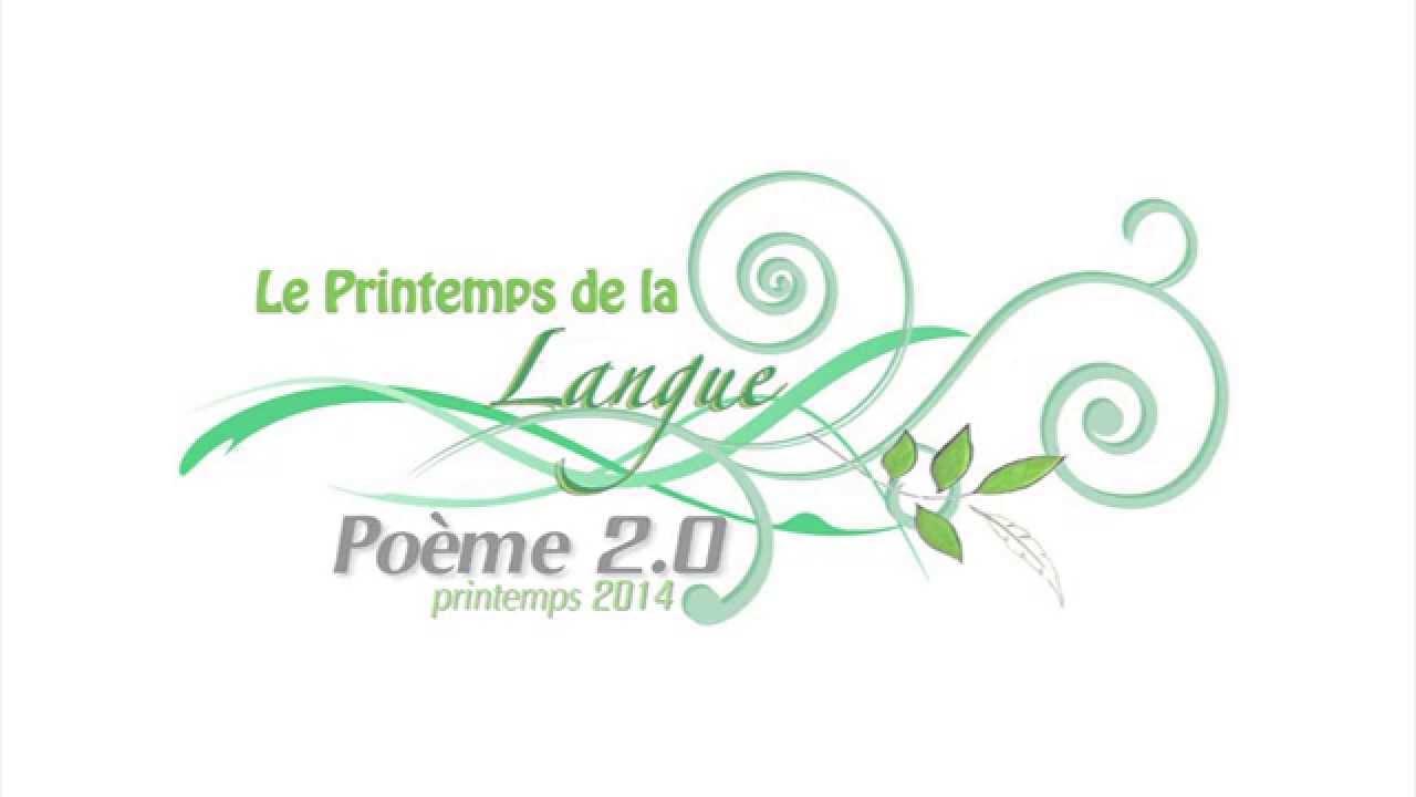 Poème 20 Chante De Rina Lasnier