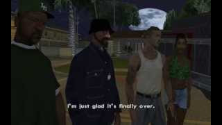 GTA San Andreas - End of the Line (Riots mission #3) - mission help - Parts 2 & 3 only