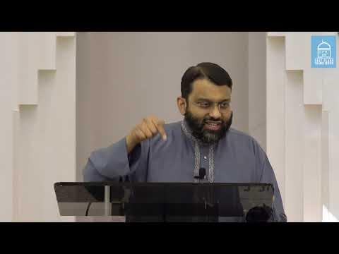 The Most Beloved Zikr to Allah | Shaykh Dr. Yasir Qadhi Jumuah Khutbah