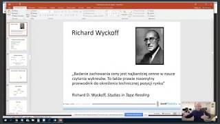Szkolenie analiza wolumenwoa faza akumulacji nr1, Richard Wyckoff analiza wolumenowa i price action