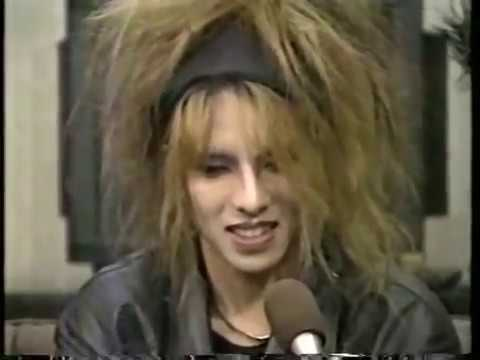 X JAPAN / '90 SOUND GIG talk(YOSHIKI  TOSHI  PATA  うじきつよし)/20th century boy/X(1)※続きlink有り↓