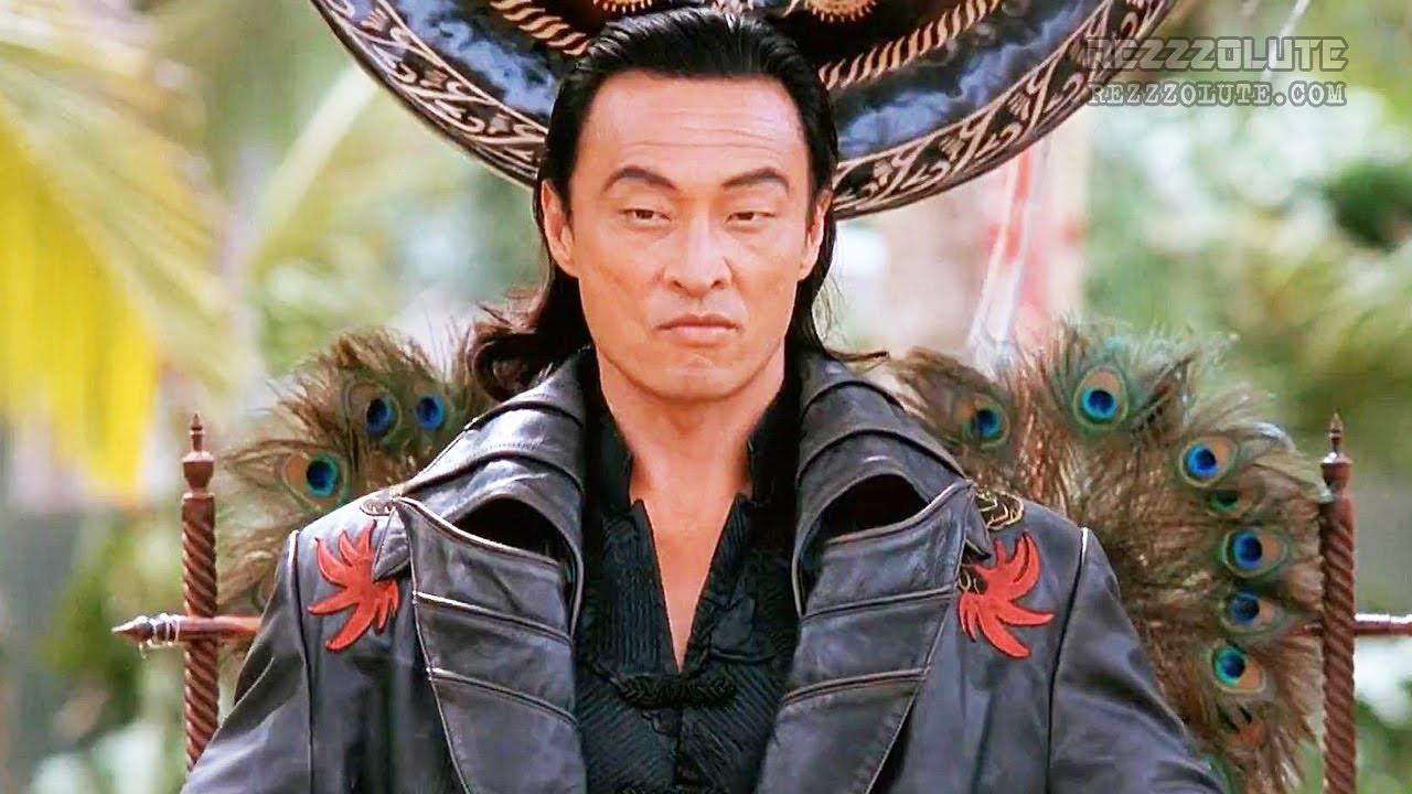 Shang Tsung Mortal Kombat Rezzzolute