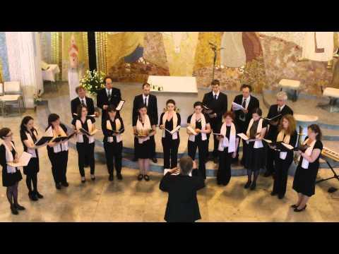 Antonio Lotti (1667--1740): Vere languores nostros (Chorus Salvatoris)