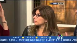 WestGroupe - Jeanne Beker - Canada AM Thumbnail