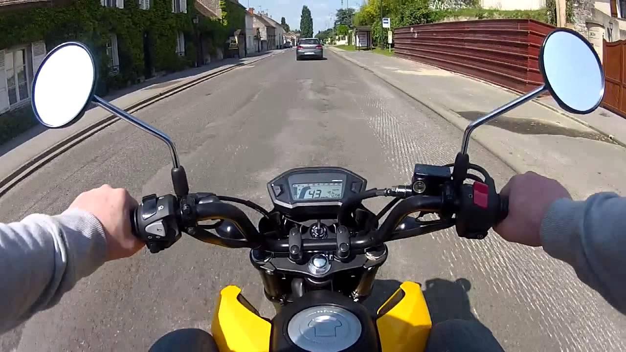 Kawasaki Grom Top Speed