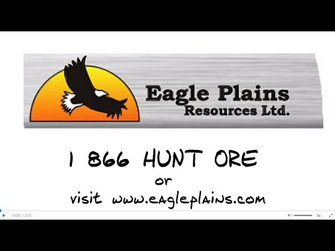 Eagle Plains Resources - A Project Generator in Mineral