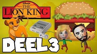 VERSLAGENHEID - #3 - Lion King (SNES)